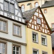 Cochem half-timbered house 01 — Foto Stock