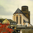 Oberwesel Martin church 03 - Stock Photo