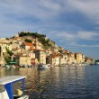 Sibenik harbor 04 - Stock Photo