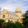 Sibenik Cathedral 06 - Foto de Stock