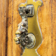 Door knocker 02 - Stock Photo