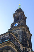 Dresden Church of the Cross 01 — Stock Photo