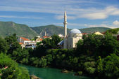 Mostar mosque 02 — Stock Photo