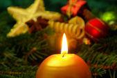 Advent wreath 36 — Stock Photo