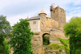 Kost castle 01 — Stock Photo