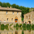 Bagno Vignoni 04 — Stock Photo