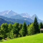 Zugspitze 03 — Stock Photo