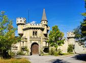 Seefeld castle 01 — Stock Photo
