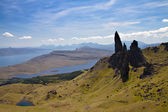 Old man of Storr — Stock Photo