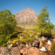 Mountain Buachaille Etive Mor — Stock Photo