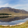 Panorama of Loch Cluanie — Stock Photo #11436936