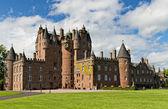 格拉姆斯城堡 — 图库照片