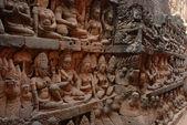 Ancient sculpture — Stock Photo