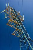 Strom der energie — Stockfoto