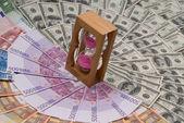 Время - деньги — Стоковое фото