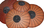 Umbrellas — Stock Photo