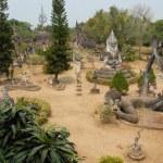 Buddha park — Stock Photo #11665173