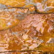 Orange Quartzite Rock — Stock Photo