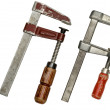Clamps — Stock Photo