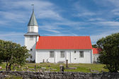 Small church in Sweden — Stock Photo