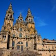 Stock Photo: Cathedral of Santiago