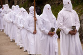 Easter traditional procession #2 — Stock Photo