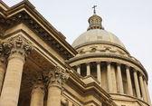 Dome of Paris Pantheon — Stock Photo