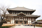 Nara temple, japan #2 — Stock Photo