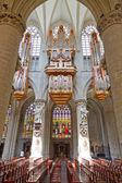 órgano de la iglesia — Foto de Stock