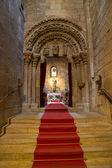 Entrance to Chapel — Stock Photo