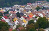 Colorful roofs #2 — Stock Photo
