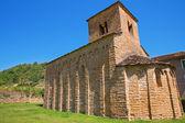 San caprasio kapel — Stockfoto