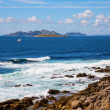 Cies islands — Stock Photo #11776375