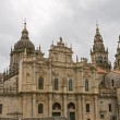 Cathedral of Santiago Azabacheria — 图库照片