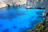 West coast of Zakynthos island — Stock Photo