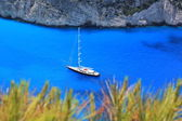 Cruise on Zakynthos island — Stock Photo