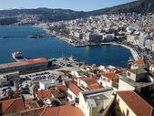 The city of Kavala, Hellas — Stock Photo