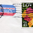 Love Air Mail — Stock Photo #10742551