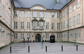 National Museum of Denmark — Stock Photo