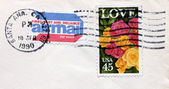 Love Air Mail — Stock Photo