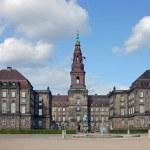 Christiansborg Palace — Stock Photo #10998588