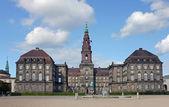 Christiansborg Palace — Stock Photo