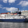 Stock Photo: Passenger Ship