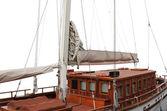 Old Sailboat — Stock Photo