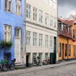 Old Copenhagen Street — Stock Photo #11401037
