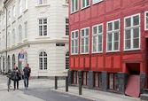 Latin Quarter in Copenhagen. — Stock Photo