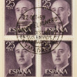 Stock Photo: Franco Stamps