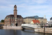 Malmo, Sweden — Stock Photo