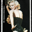 Marilyn Monroe - Niger Stamp — Stock Photo #11755350