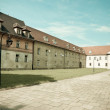 Stockfoto: Courtyard